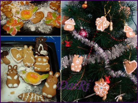 Рождественские пряники. Развлечение для детей.Имбирные пряники